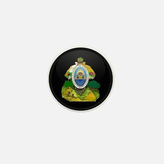 Coat of Arms of Honduras Mini Button