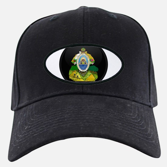 Coat of Arms of Honduras Baseball Hat