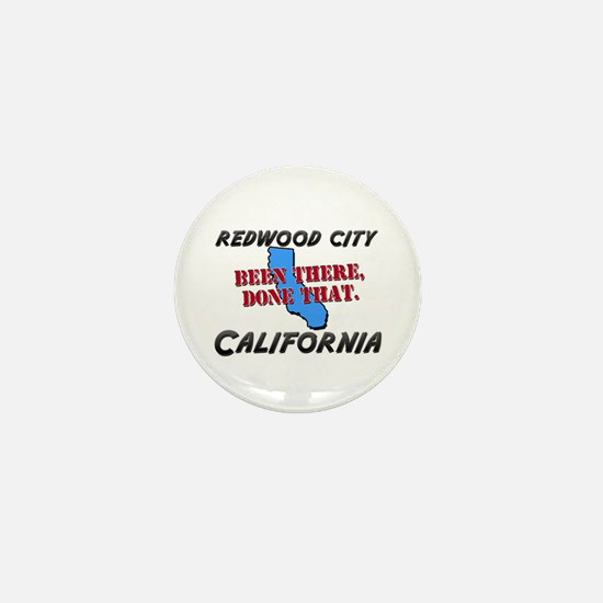 redwood city california - been there, done that Mi
