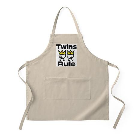 Twins Rule 2 BBQ Apron
