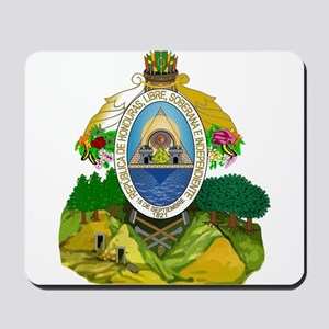 Honduras Coat of Arms Mousepad