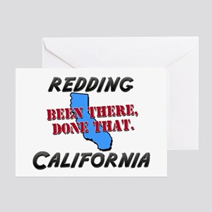 redding california - been there, done that Greetin
