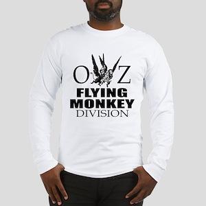 OZ Flying Monkey Division Long Sleeve T-Shirt