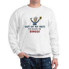 BINGO!! Sweatshirt