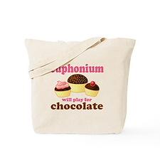 Funny Euphonium Tote Bag