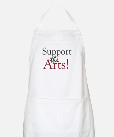 Support the Arts BBQ Apron