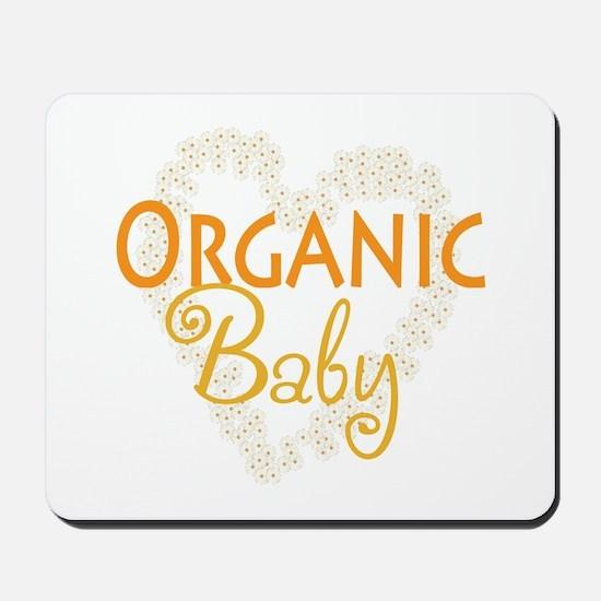 Organic Baby Mousepad