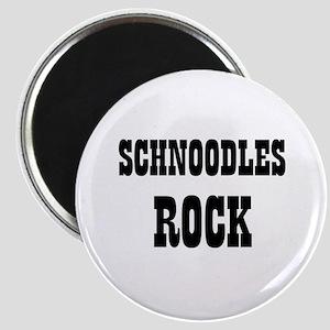 """SCHNOODLES ROCK 2.25"""" Magnet (10 pack)"""