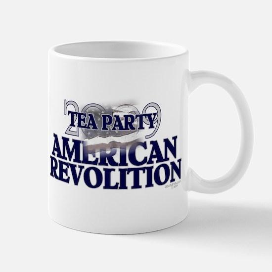 2009 Tea Party Mug