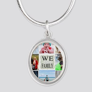 Custom Family Photo Collage Necklaces