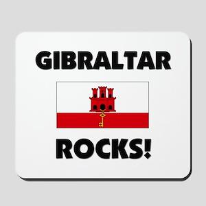 Gibraltar Rocks Mousepad