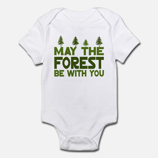 May the Forest.. Infant Bodysuit