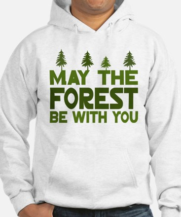 May the Forest.. Jumper Hoody