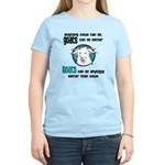 Goats can do Better Women's Light T-Shirt