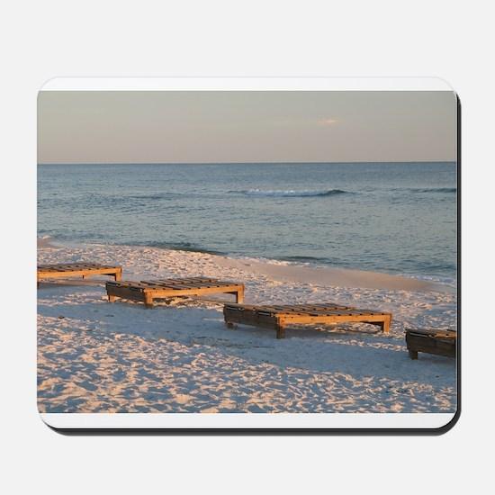 Seaside Beach Mousepad