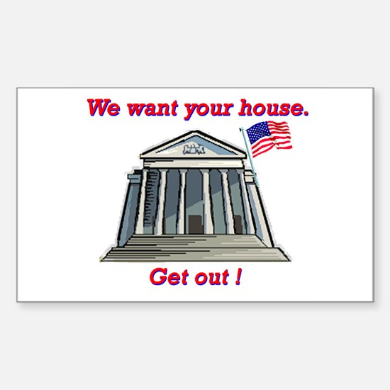 Eminent Domain and Your Day in Court Decal