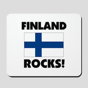 Finland Rocks Mousepad