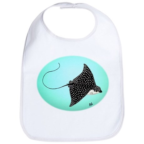 Spotted Eagle Ray Bib