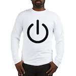 Power Switch Long Sleeve T-Shirt