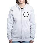 Power Switch Women's Zip Hoodie