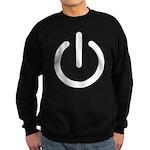 Power Switch Sweatshirt (dark)