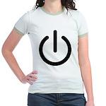 Power Switch Jr. Ringer T-Shirt
