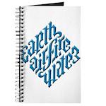 Earth, Air, Fire, Water Journal