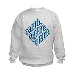 Earth, Air, Fire, Water Kids Sweatshirt