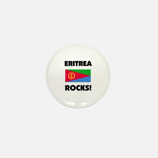 Eritrea Rocks Mini Button