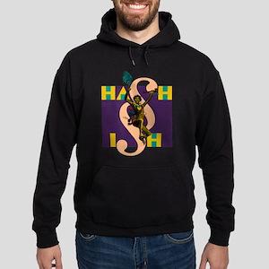 Hash Warrior Hoodie (dark)