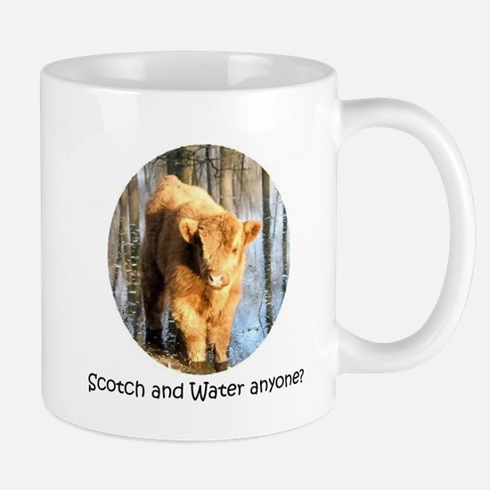 Scotch and Water Anyone? Mug
