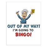 BINGO!! Small Poster
