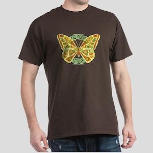 Celtic Butterfly Dark T-Shirt