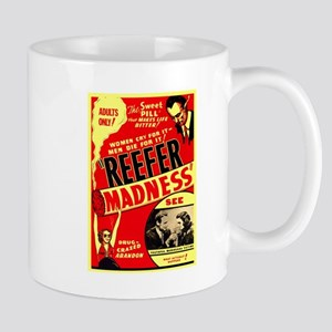 Marijuana Reefer Madness Mug