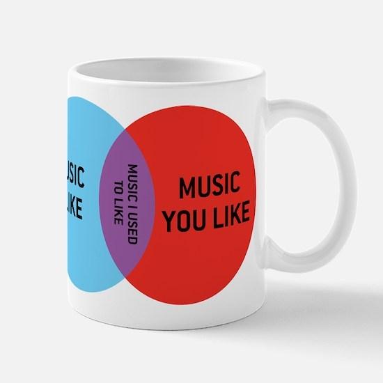 Music I Like Mug