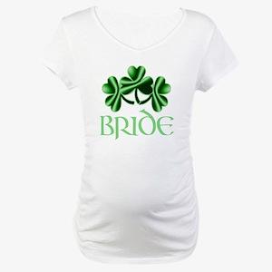 Bride Maternity T-Shirt