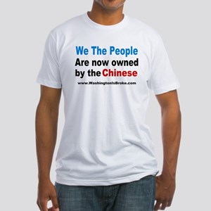 WIB Chinese - Fitted T-Shirt