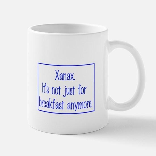 Xanax coffee mug