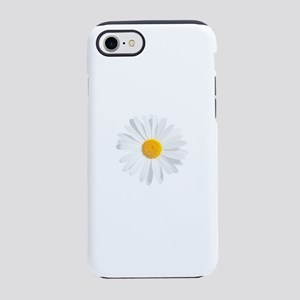 fresh white daisy iPhone 7 Tough Case