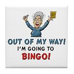BINGO!! Tile Coaster