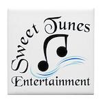 Sweet Tunes Tile Coaster