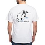 Sweet Tunes White T-Shirt
