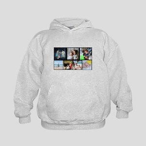 7 Photo Family Collage Sweatshirt