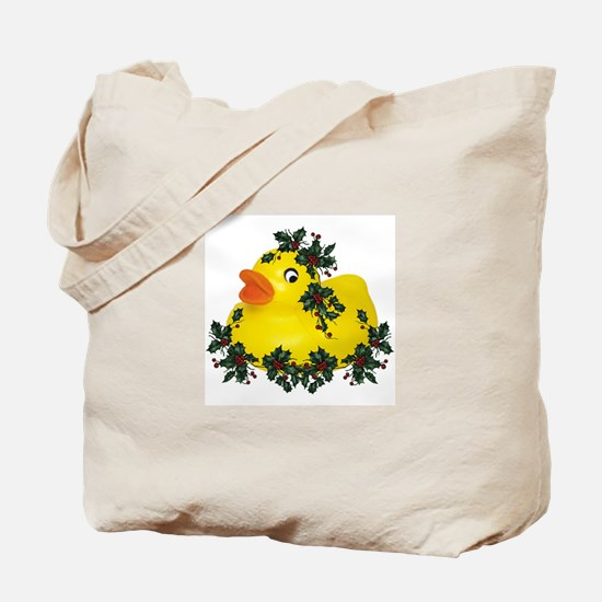 dUcK tHe hAllS! Tote Bag
