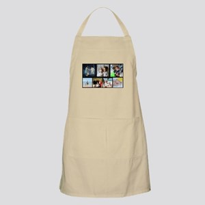 7 Photo Family Collage Light Apron