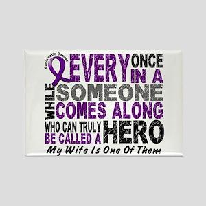 Hero Comes Along Wife Pancreatic Cancer Rectangle