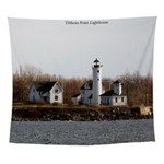 Tibbetts Point Lighthouse Wall Tapestry