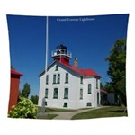 Grand Traverse Lighthouse Wall Tapestry
