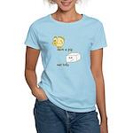 Save a Chicken Eat Tofu Women's Light T-Shirt