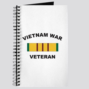 Vietnam War Veteran 2 Journal